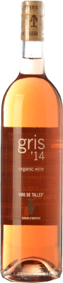 11,95 € Free Shipping | Rosé wine Vins de Taller Gris Spain Marcelan Bottle 75 cl
