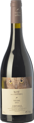 14,95 € Kostenloser Versand   Rotwein Aspres Xot Joven D.O. Empordà Katalonien Spanien Syrah, Grenache, Cabernet Sauvignon Flasche 75 cl