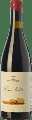 29,95 € Envoi gratuit | Vin rouge Vinyes d'en Gabriel Coma Valdà Crianza D.O. Montsant Catalogne Espagne Carignan Bouteille 75 cl