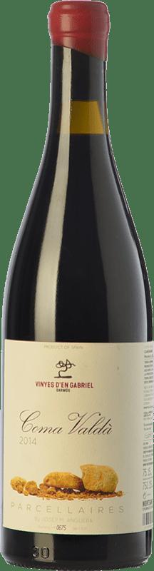 29,95 € Free Shipping   Red wine Vinyes d'en Gabriel Coma Valdà Crianza D.O. Montsant Catalonia Spain Carignan Bottle 75 cl