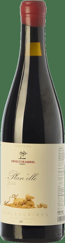 29,95 € Free Shipping   Red wine Vinyes d'en Gabriel Plan'Elle Crianza D.O. Montsant Catalonia Spain Carignan Bottle 75 cl