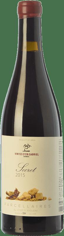 17,95 € Envoi gratuit | Vin rouge Vinyes d'en Gabriel Secret Joven D.O. Montsant Catalogne Espagne Grenache Bouteille 75 cl
