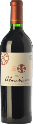 161,95 € Free Shipping | Red wine Viña Almaviva Crianza I.G. Valle del Maipo Maipo Valley Chile Merlot, Cabernet Sauvignon, Cabernet Franc, Petit Verdot, Carmenère Bottle 75 cl
