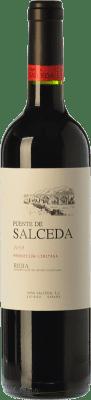8,95 € Kostenloser Versand   Rotwein Viña Salceda Puente de Salceda Crianza D.O.Ca. Rioja La Rioja Spanien Tempranillo Flasche 75 cl