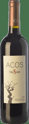 54,95 € Free Shipping | Red wine Viña Sastre Acos Crianza 2009 D.O. Ribera del Duero Castilla y León Spain Tempranillo Bottle 75 cl