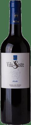 24,95 € Envío gratis | Vino tinto Viña Sastre Roble D.O. Ribera del Duero Castilla y León España Tempranillo Botella Mágnum 1,5 L