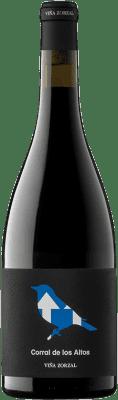 9,95 € Free Shipping | Red wine Viña Zorzal Corral de los Altos Crianza D.O. Navarra Navarre Spain Grenache Bottle 75 cl