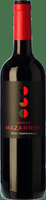 15,95 € Free Shipping | Red wine Viñas del Cénit Venta Mazarrón Joven I.G.P. Vino de la Tierra de Castilla y León Castilla y León Spain Tempranillo Bottle 75 cl