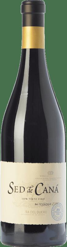 76,95 € Free Shipping | Red wine Viñas del Jaro Sed de Caná Reserva D.O. Ribera del Duero Castilla y León Spain Tempranillo Bottle 75 cl