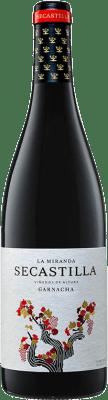 11,95 € Kostenloser Versand | Rotwein Viñas del Vero La Miranda de Secastilla Joven D.O. Somontano Aragón Spanien Syrah, Grenache, Parraleta Flasche 75 cl