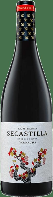 11,95 € Free Shipping   Red wine Viñas del Vero La Miranda de Secastilla Joven D.O. Somontano Aragon Spain Syrah, Grenache, Parraleta Bottle 75 cl