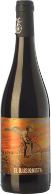 9,95 € Free Shipping | Red wine Viñedos de Altura Ilusionista Roble D.O. Ribera del Duero Castilla y León Spain Tempranillo Bottle 75 cl