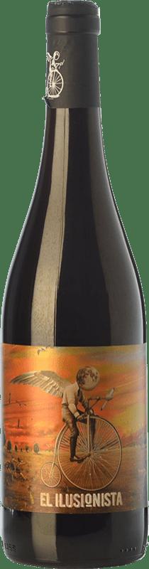 10,95 € Free Shipping | Red wine Viñedos de Altura Ilusionista Roble D.O. Ribera del Duero Castilla y León Spain Tempranillo Bottle 75 cl