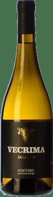 8,95 € Free Shipping | White wine Viñedos de Altura Vecrima D.O. Monterrei Galicia Spain Godello Bottle 75 cl