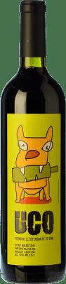 13,95 € Envoi gratuit | Vin rouge Valle de Uco Acero Joven I.G. Valle de Uco Uco Valley Argentine Malbec Bouteille 75 cl
