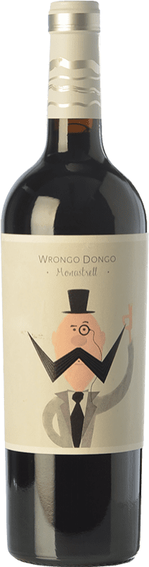 5,95 € Envoi gratuit   Vin rouge Volver Wrongo Dongo Joven D.O. Jumilla Castilla La Mancha Espagne Monastrell Bouteille 75 cl
