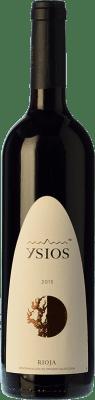 73,95 € Free Shipping | Red wine Ysios Reserva D.O.Ca. Rioja The Rioja Spain Tempranillo Magnum Bottle 1,5 L