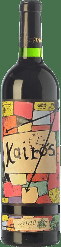 57,95 € Free Shipping | Red wine Zýmē Kairos I.G.T. Veneto Veneto Italy Bottle 75 cl