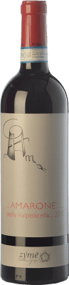 104,95 € Free Shipping | Red wine Zýmē 2009 D.O.C.G. Amarone della Valpolicella Veneto Italy Corvina, Rondinella, Corvinone, Oseleta, Croatina Bottle 75 cl