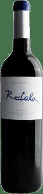 6,95 € Бесплатная доставка | Красное вино Thesaurus Retola Roble 12 Meses Crianza I.G.P. Vino de la Tierra de Castilla y León Кастилия-Леон Испания Tempranillo бутылка 75 cl