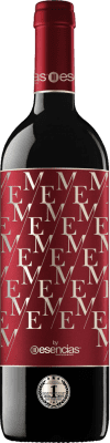 9,95 € Envio grátis | Vinho tinto Esencias ME&Red Crianza I.G.P. Vino de la Tierra de Castilla y León Castela e Leão Espanha Tempranillo Garrafa 75 cl
