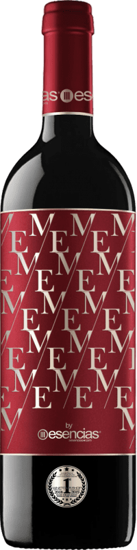 11,95 € 免费送货 | 红酒 Esencias ME&Red Crianza I.G.P. Vino de la Tierra de Castilla y León 卡斯蒂利亚莱昂 西班牙 Tempranillo 瓶子 75 cl