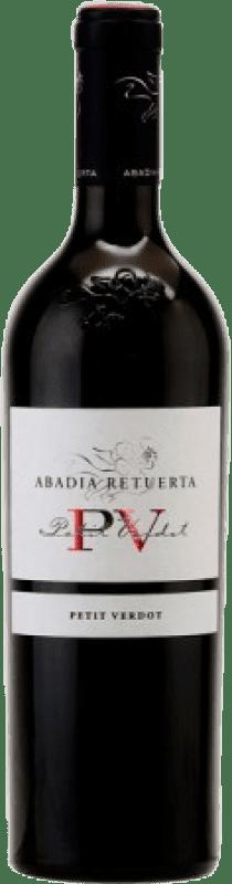 158,95 € Free Shipping | Red wine Abadía Retuerta Petit Verdot 2004 I.G.P. Vino de la Tierra de Castilla y León Castilla y León Spain Petit Verdot Bottle 75 cl