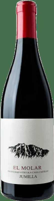 13,95 € Free Shipping   Red wine Casa Castillo El Molar D.O. Jumilla Spain Grenache Bottle 75 cl