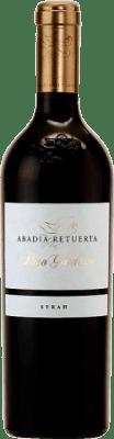 77,95 € Free Shipping | Red wine Abadía Retuerta Pago Garduña 2005 I.G.P. Vino de la Tierra de Castilla y León Castilla y León Spain Syrah Bottle 75 cl