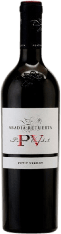 119,95 € Free Shipping | Red wine Abadía Retuerta Petit Verdot 2000 I.G.P. Vino de la Tierra de Castilla y León Castilla y León Spain Bottle 75 cl