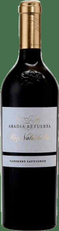 149,95 € Free Shipping | Red wine Abadía Retuerta Pago Valdebellón I.G.P. Vino de la Tierra de Castilla y León Castilla y León Spain Cabernet Sauvignon Magnum Bottle 1,5 L