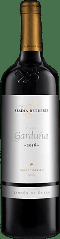 164,95 € Free Shipping | Red wine Abadía Retuerta Pago Garduña I.G.P. Vino de la Tierra de Castilla y León Castilla y León Spain Syrah Magnum Bottle 1,5 L