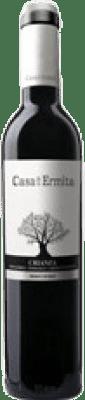 4,95 € Free Shipping | Red wine Casa de la Ermita D.O. Jumilla Spain Syrah, Cabernet Sauvignon, Monastrell Half Bottle 37 cl