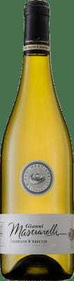 7,95 € Free Shipping | White wine Masciarelli Blanco D.O.C. Montepulciano d'Abruzzo Italy Trebbiano Bottle 75 cl
