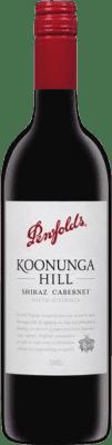 11,95 € Free Shipping | White wine Penfolds Koonunga Hill Shiraz-Cabernet I.G. Southern Australia Southern Australia Australia Syrah, Cabernet Sauvignon Bottle 75 cl