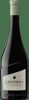 52,95 € Free Shipping | Red wine Ramón Bilbao Lalomba Finca Valhonta D.O.Ca. Rioja The Rioja Spain Tempranillo Bottle 75 cl