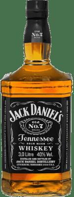113,95 € Free Shipping | Bourbon Jack Daniel's Bottle 70 cl
