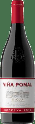 32,95 € Envoi gratuit | Vin rouge Bodegas Bilbaínas Viña Pomal Reserva 2011 D.O.Ca. Rioja La Rioja Espagne Tempranillo Bouteille Magnum 1,5 L