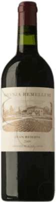 102,95 € Free Shipping | Red wine Ntra. Sra de Remelluri La Granja Gran Reserva 2009 D.O.Ca. Rioja The Rioja Spain Tempranillo, Grenache, Graciano Magnum Bottle 1,5 L