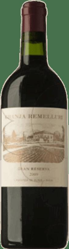 99,95 € Free Shipping | Red wine Ntra. Sra de Remelluri La Granja Gran Reserva 2009 D.O.Ca. Rioja The Rioja Spain Tempranillo, Grenache, Graciano Magnum Bottle 1,5 L