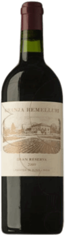 99,95 € Envío gratis | Vino tinto Ntra. Sra de Remelluri La Granja Gran Reserva 2009 D.O.Ca. Rioja La Rioja España Tempranillo, Garnacha, Graciano Botella Mágnum 1,5 L