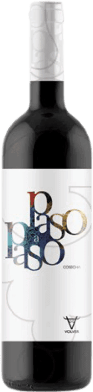 3,95 € Envoi gratuit   Vin rouge Volver Paso a Paso Joven D.O. La Mancha Castilla la Mancha y Madrid Espagne Tempranillo Bouteille 75 cl