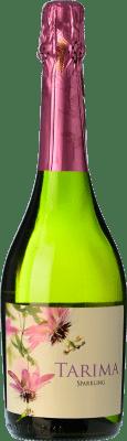 4,95 € Kostenloser Versand | Weißwein Volver Tarima Espumoso Joven D.O. Alicante Levante Spanien Muscat Flasche 75 cl