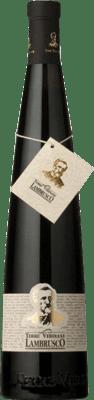 9,95 € Envío gratis | Espumoso tinto Ceci Terre Verdiane D.O.C. Lambrusco di Sorbara Italia Lambrusco Botella 75 cl