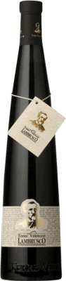 11,95 € Free Shipping | Red sparkling Ceci Terre Verdiane D.O.C. Lambrusco di Sorbara Italy Lambrusco Bottle 75 cl