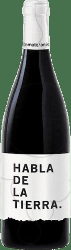 13,95 € Envío gratis | Vino tinto Habla de la Tierra Andalucía y Extremadura España Tempranillo, Cabernet Sauvignon Botella Mágnum 1,5 L