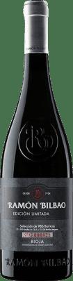 16,95 € Envoi gratuit | Vin rouge Ramón Bilbao Edicion Limitada Crianza D.O.Ca. Rioja La Rioja Espagne Tempranillo Bouteille 75 cl
