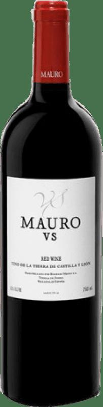 139,95 € 免费送货 | 红酒 Mauro V.S. Very Special I.G.P. Vino de la Tierra de Castilla y León 卡斯蒂利亚莱昂 西班牙 Tempranillo 瓶子 Magnum 1,5 L