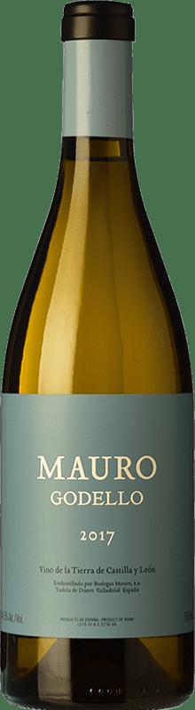 39,95 € Envoi gratuit | Vin blanc Mauro Crianza I.G.P. Vino de la Tierra de Castilla y León Castille et Leon Espagne Godello Bouteille 75 cl