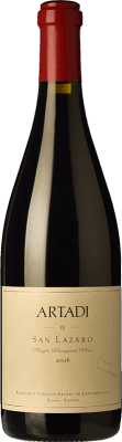 74,95 € Envoi gratuit | Vin rouge Artadi San Lázaro D.O.Ca. Rioja La Rioja Espagne Tempranillo Bouteille 75 cl